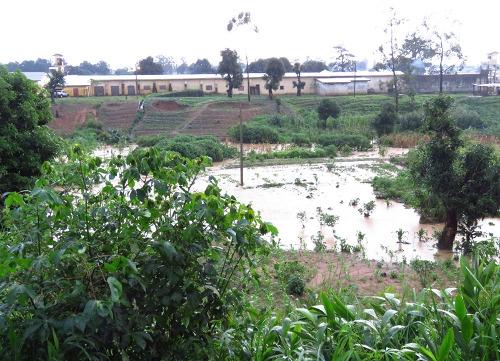 inondation ville